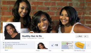 Facebook Cover Photo Design for Hair Stylist