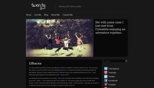 WordPress Blog Design for Blogger