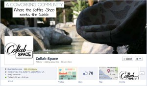 Facebook Cover Design for Coworking Space
