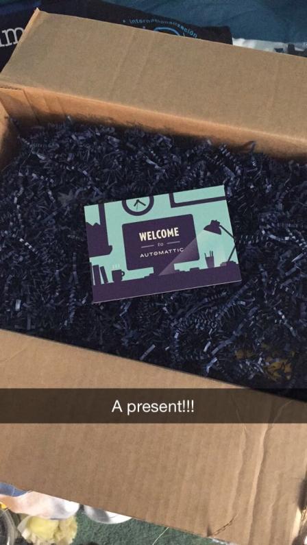 My Welcome Box