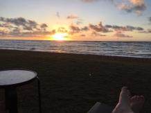 Sunrise in Kauai