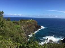 Lighthouse in Kauai