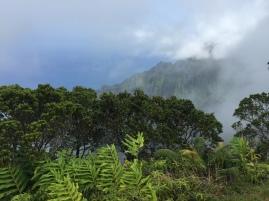 View of the Na Pali Coast