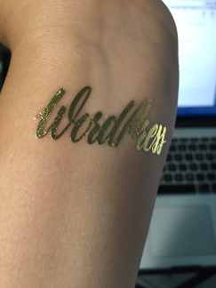 WordPress flash tattoos