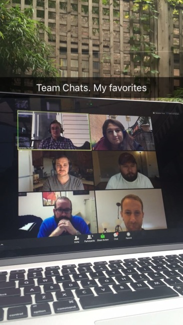 Team Chat :)