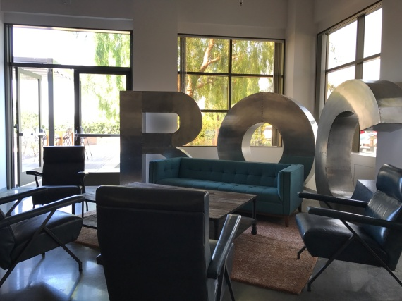 The Vine coworking in orange county and irvine