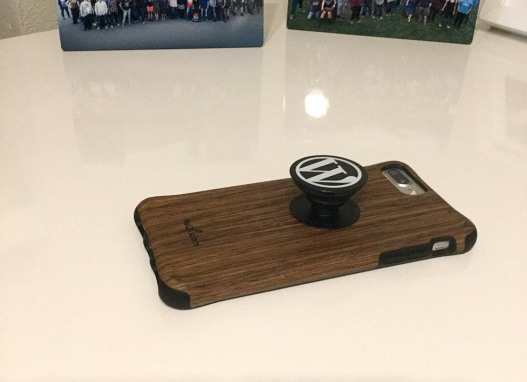 WordPress Phone PopSocket